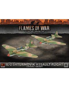 Battlefront SBX53 IL-2 Shturmovik Assault Flight (2 Aircraft) Gaming Miniatures