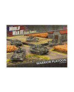Battlefront TBBX12 Warrior Platoon (5 AFVs) Plastic Gaming Miniatures