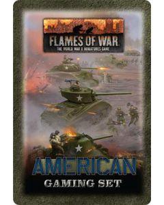 Battlefront TD034 Flames of War American Gaming Set