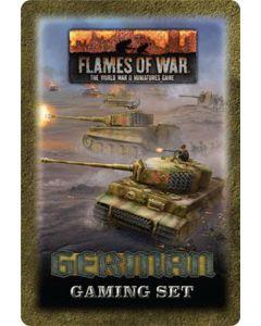 Battlefront TD036 Flames of War German Gaming Set