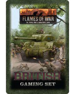 Battlefront TD037 Flames of War British Gaming Set