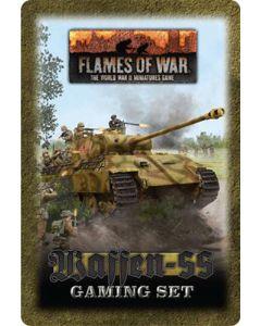 Battlefront TD038 Flames of War Waffen-SS Gaming Set