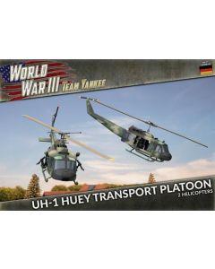 Battlefront TGBX17 UH-1 Huey Transport Platoon (2 Helos) Gaming Miniatures