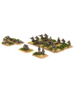 Battlefront TGR703 Panzergrenadier Zug (27 Figures) Gaming Miniatures