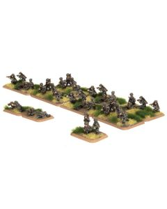 Battlefront TGR712 Jaeger Zug (35 Figures) Gaming Miniatures