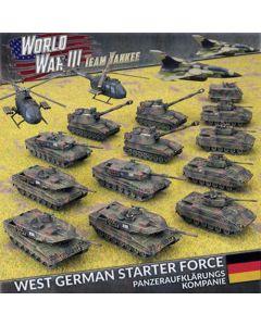 Battlefront TGRAB03 German Starter Force Panzeraufklaerungs Kompanie Miniatures