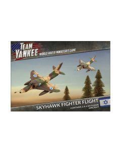 Battlefront TIBX08 Skyhawk Fighter Flight (2 Aircraft) Plastic Gaming Miniatures