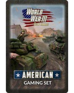 Battlefront TTK18 World War III Team Yankee American Gaming Set