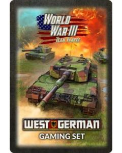Battlefront TTK20 World War III Team Yankee West German Gaming Set