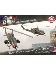 Battlefront TUBX05 Cobra Attack Helicopter Platoon (2 Helos) Plastic Miniatures