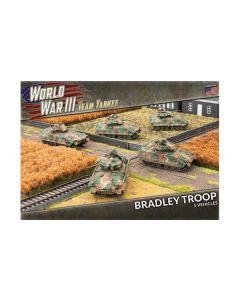 Battlefront TUBX19 Bradley Troop (5 IFVs) Plastic Gaming Miniatures
