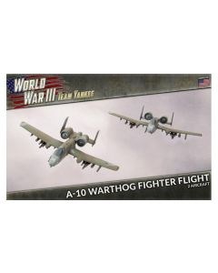 Battlefront TUBX27 A-10 Warthog Fighter Flight (2 Aircraft) Gaming Miniatures