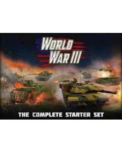 Battlefront TYBX02 World War III Complete Starter Gaming Miniatures