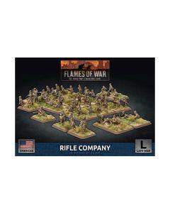 Battlefront UBX68 American Rifle Company Plastic Gaming Miniatures