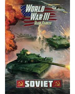 Battlefront WW304 World War III: Team Yankee Soviet Reference Book