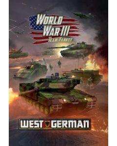 Battlefront WW305 World War III: Team Yankee West German Reference Book