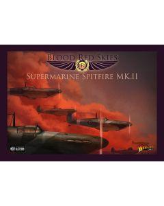 Blood Red Skies Supermarine Spitfire Mk II Squadron Plastic Gaming Miniatures