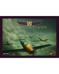 Blood Red Skies Messerschmitt Bf109E Squadron Plastic Gaming Miniatures
