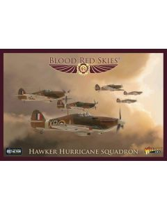 Blood Red Skies Hawker Hurricane Squadron Plastic Gaming Miniatures