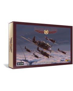 Blood Red Skies German Fw190 Squadron Plastic Gaming Miniatures