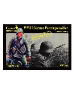 Caesar Miniatures 7715 Panzergrenadiers Kursk 1943 1/72 Scale Model Figures