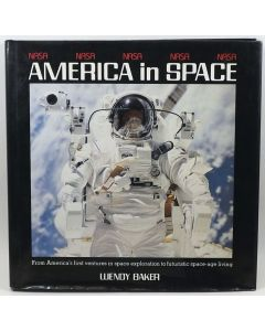 America In Space by Wendy Baker 1986 Edition