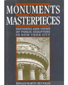 Monuments and Masterpieces by Donald Reynolds 1988 Hardcover Edition