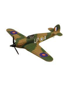 Corgi Showcase 90620 Hawker Hurricane Diecast Metal Aircraft Model with Stand