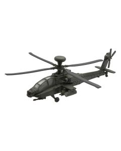 Corgi Showcase 90623 Apache Helicopter Diecast Metal Aircraft Model with Stand