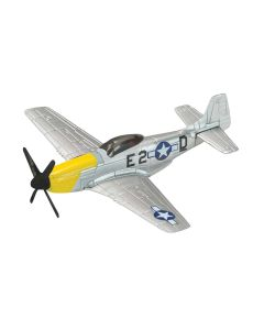 Corgi Showcase 90627 P-51D Mustang Diecast Metal Aircraft Model with Stand