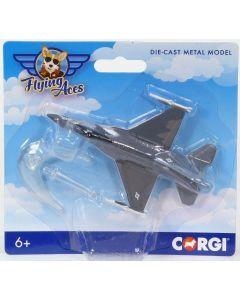 Corgi 90659 Flying Aces F-16 Fighting Falcon Diecast Model