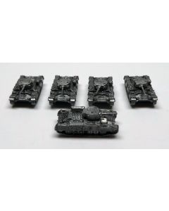 GHQ UK18 Valentine Mk II Assembled & Unfinished 1/285 Scale Micro Armour Set 5