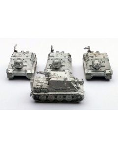 GHQ G70 Sturmtiger Assembled & Unfinished 1/285 Scale Set of 4
