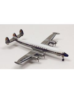 AeroClassics Lufthansa L-1049G Super Constellation 'D-ALID' 1/400 Scale Model