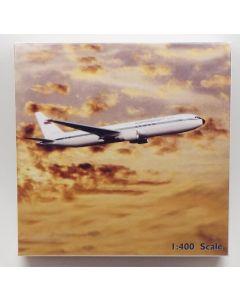 AeroClassics Aeroflot B 767-3Y0ER 'EI-CKE' 1/400 Scale Diecast Model