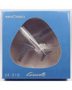 AeroClassics Austrian Airlines Se-210 Caravelle VI(R) 'OE-LCE' 1/400 Scale Model