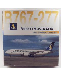 Dragon Wings 55153 Ansett Australia B 767-277 'VH-RMG' 1/400 Scale Diecast Model