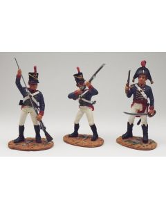 William Britain 17522 US Marines The Battle of New Orleans 1815 Collection