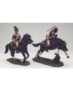 William Britain 17538 1st Continental Light Dragoons American Revolution