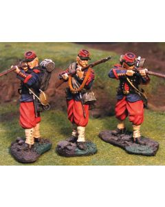 Collectors Showcase CS00271 14th Brooklyn Firing Set 54 mm Toy Soldiers