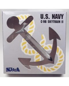 SMA United States Navy C-9B 'RX-9116' 1/400 Scale Diecast Model