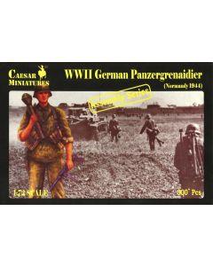 Caesar Miniatures 7716 Panzergrenadiers Normandy 1944 1/72 Scale Model Figures