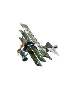 Corgi AA38306 Fokker Dr. I Triplane Friedrich Kempf 1/48 Scale Diecast Model