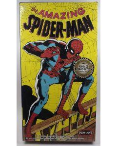 Polar Lights 4100 The Amazing Spider-Man 1/8 Scale Plastic Model Kit
