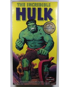 Polar Lights 4101 The Incredible Hulk 1/8 Scale Plastic Model Kit