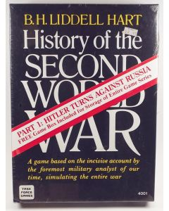 Task Force Games 4001 Hitler Turns Against Russia History of Second World War