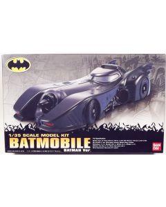 Bandai 0138422 Batmobile Batman Version 1/35 Scale Plastic Model Kit