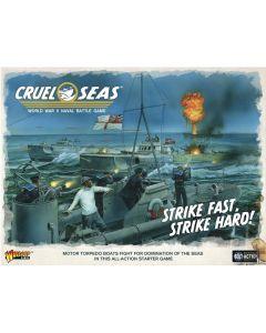 Cruel Seas Starter Set British vs German Motor Torpedo Boats