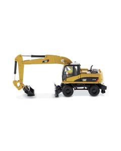 Diecast Masters 85177 Cat M318D Wheel Excavator 1/87 Scale Model