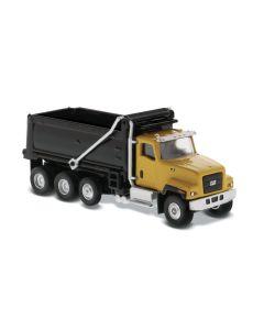 Diecast Masters 85514 Cat CT681 Dump Truck 1/87 Scale Model